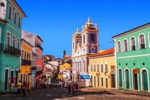 Explorer la région de Bahia dans toutes ses formes