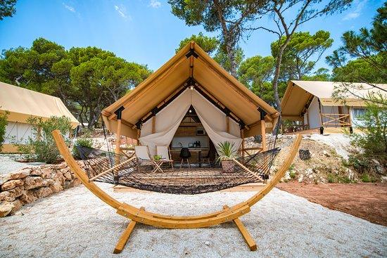 camping en Antilles