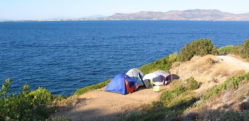 camping Grèce