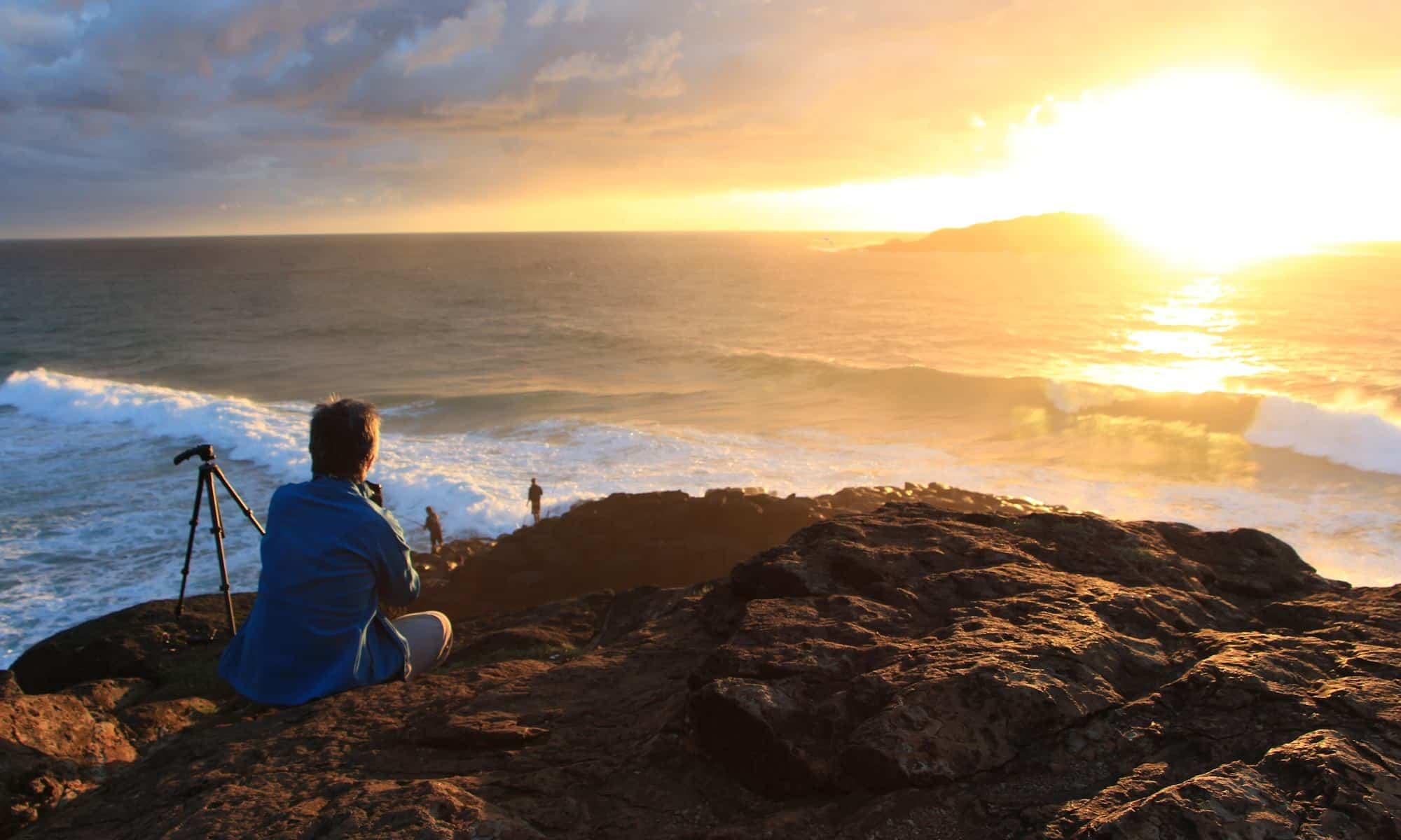 Communion avec la nature de l'Australie