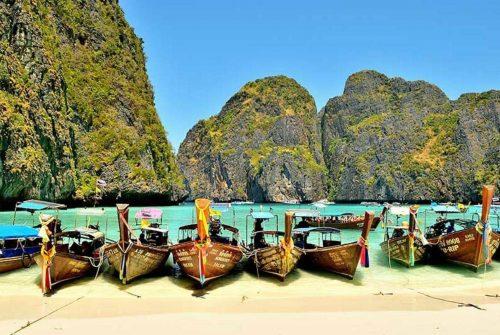 La Thaïlande et ses multiples attraits touristiques
