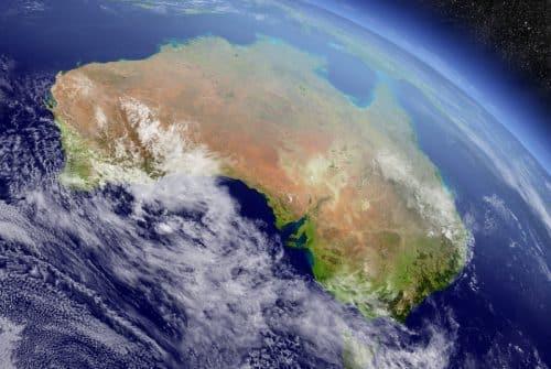 A-t-il plu en Australie ?