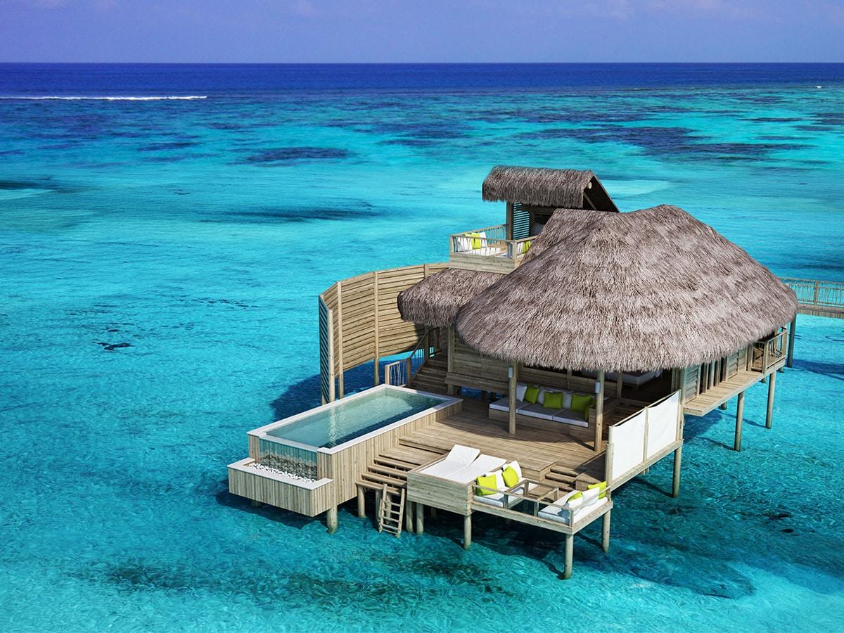 Gilets jaunes Hotel-maldives