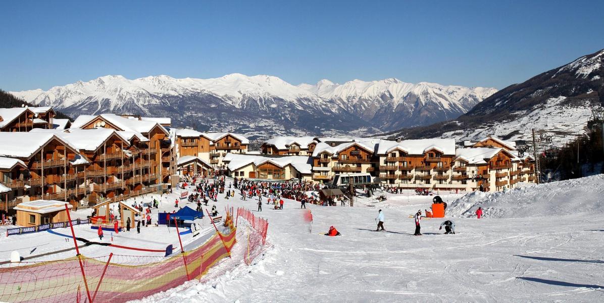 Les Orres, la destination idéale pour faire du ski
