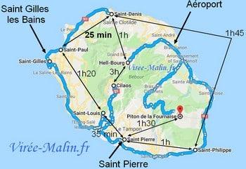 Où séjourner sur l'île de la Réunion ?
