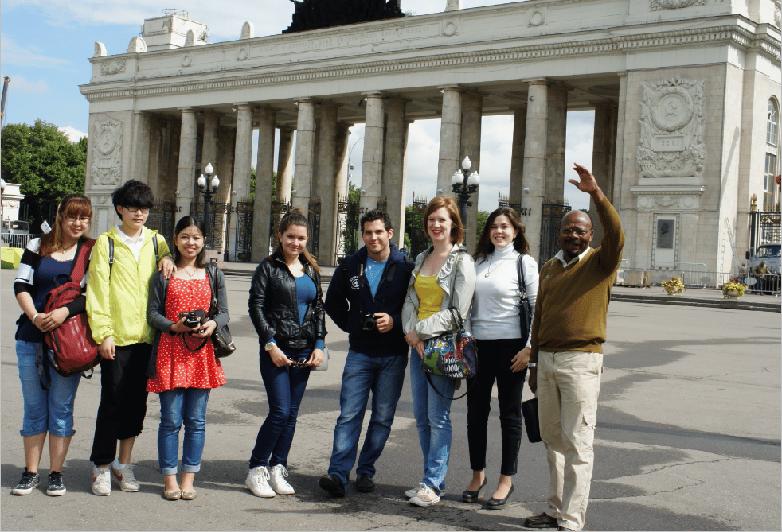 Comment découvrir la langue russe et le pays ?