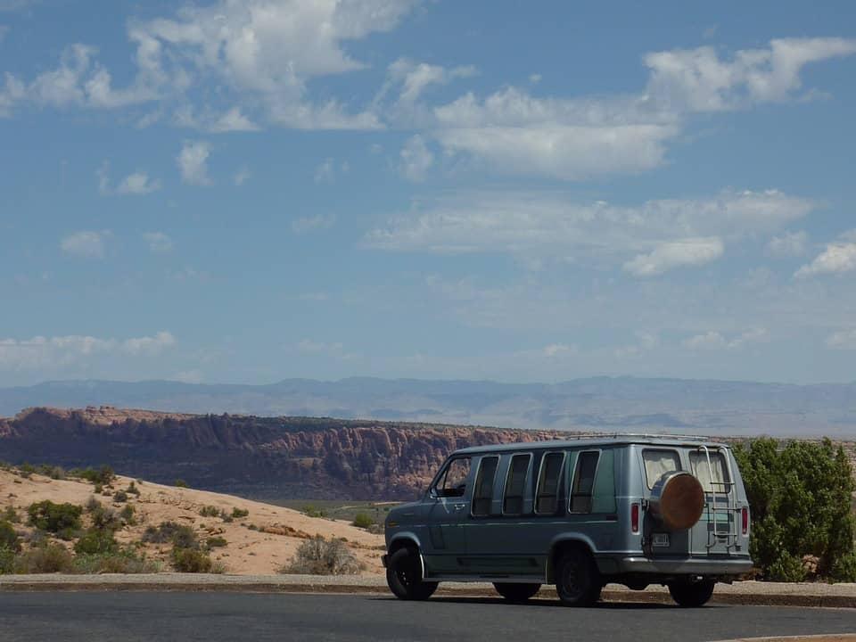 ce van est un modèle très populaire