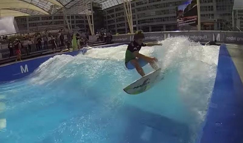 Des pompes KSB pour créer des vagues de surf artificielles