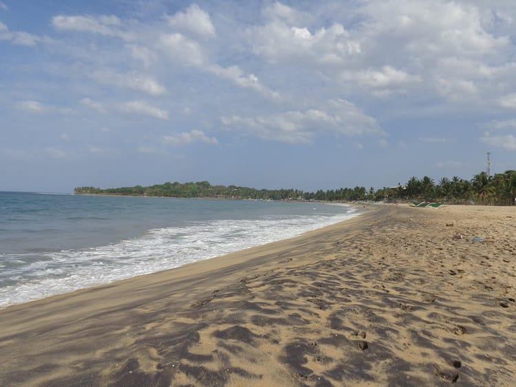 Découvrez l'une des plus belles plages du Sri Lanka